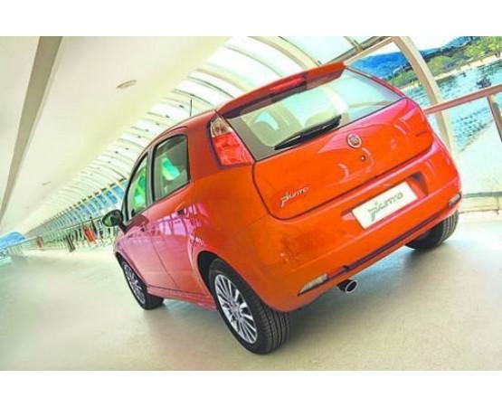 Ponteira de Escapamento Inox Fiat Punto (Alfabetoauto) por alfabetoauto.com.br
