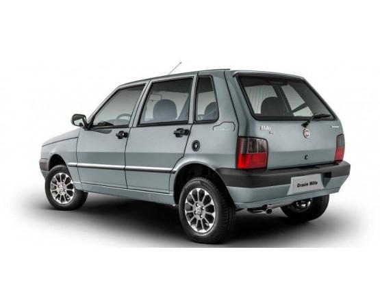 Ponteira de Escapamento Inox Fiat Uno (Alfabetoauto) por alfabetoauto.com.br