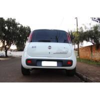 Ponteira de Escapamento Novo Fiat Uno