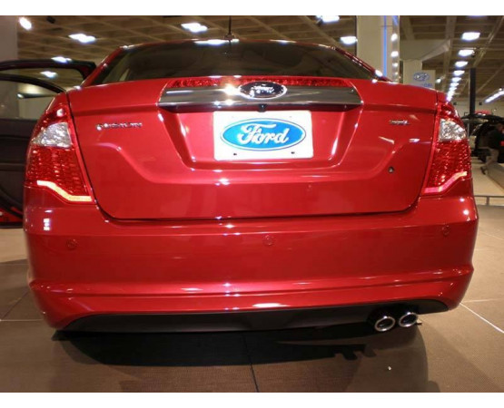 Ponteira de Escapamento Inox Ford Fusion Antigo (Alfabetoauto) por alfabetoauto.com.br