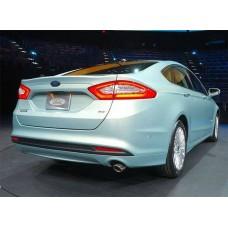Ponteira de Escapamento Novo Ford Fusion