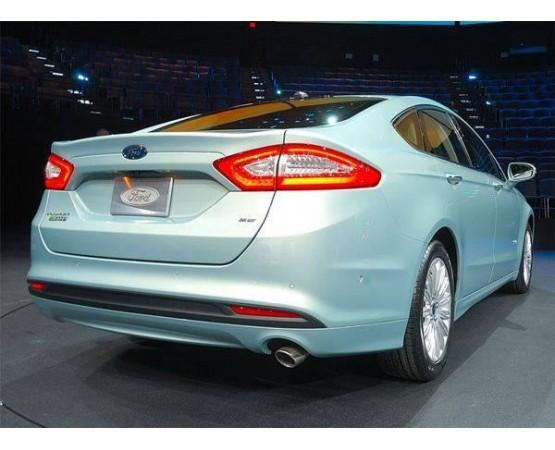 Ponteira de Escapamento Inox Novo Ford Fusion (Alfabetoauto) por alfabetoauto.com.br