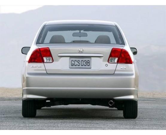 Ponteira de Escapamento Inox Honda Civic (Alfabetoauto) por alfabetoauto.com.br