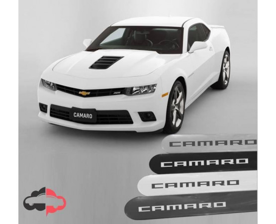 Friso Lateral Personalizado Chevrolet Camaro