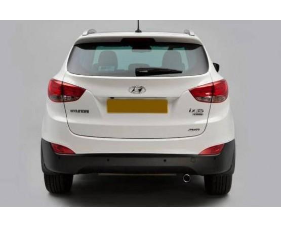 Ponteira de Escapamento Inox Hyundai IX35 (Alfabetoauto) por alfabetoauto.com.br