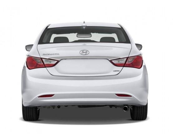 Ponteira de Escapamento Inox Hyundai Sonata (Alfabetoauto) por alfabetoauto.com.br