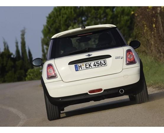 Ponteira de Escapamento Inox Mini Cooper One (Alfabetoauto) por alfabetoauto.com.br