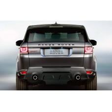 Ponteira de Escapamento Land Rover Range Rover