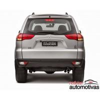 Ponteira de Escapamento Mitsubishi Pajero Dakar