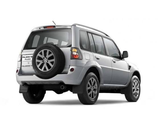 Ponteira de Escapamento Inox Mitsubishi Pajero TR4 (Alfabetoauto) por alfabetoauto.com.br