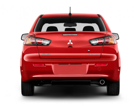 Ponteira de Escapamento Inox Mitsubishi Lancer (Alfabetoauto) por alfabetoauto.com.br