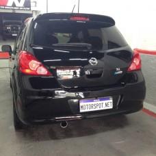 Ponteira de Escapamento Nissan Tiida