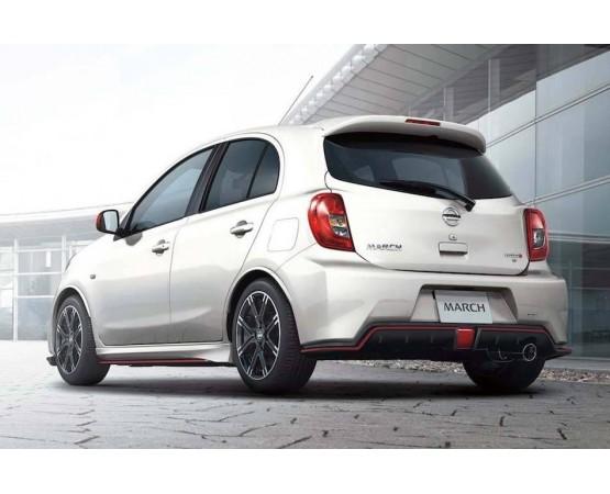 Ponteira de Escapamento Inox Nissan March (Alfabetoauto) por alfabetoauto.com.br