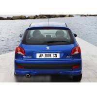 Ponteira de Escapamento Peugeot 206