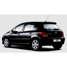 Ponteira de Escapamento Peugeot 307