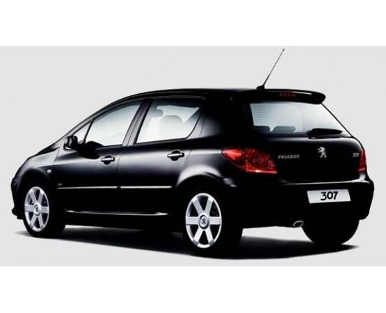 Ponteira de Escapamento Inox Peugeot 307 (Alfabetoauto) por alfabetoauto.com.br