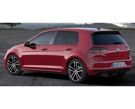 Ponteira de Escapamento Inox Volkswagen Novo Golf (Alfabetoauto) por alfabetoauto.com.br