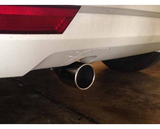 Ponteira de Escapamento Inox Volkswagen Fox (Alfabetoauto) por alfabetoauto.com.br