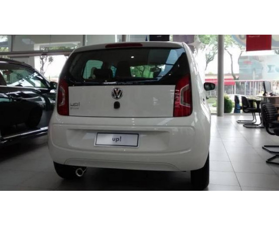 Ponteira de Escapamento Inox Volkswagen Up! (Alfabetoauto) por alfabetoauto.com.br