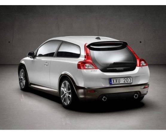 Ponteira de Escapamento Inox Volvo C30 T5 (Alfabetoauto) por alfabetoauto.com.br