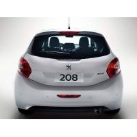 Ponteira de Escapamento Peugeot 208