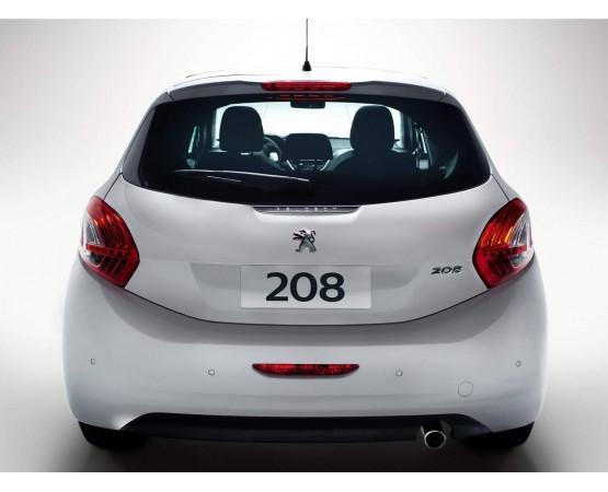 Ponteira de Escapamento Inox Peugeot 208 (Alfabetoauto) por alfabetoauto.com.br