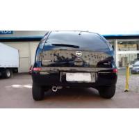 Ponteira de Escapamento Chevrolet Corsa Hatch