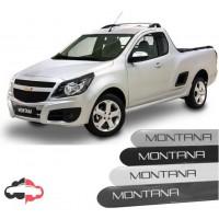 Friso Lateral Personalizado Chevrolet Montana