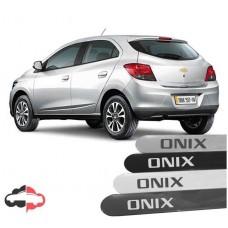 Friso Lateral Personalizado Chevrolet Onix