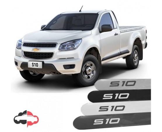 Friso Lateral Personalizado Chevrolet S-10 (Alfabetoauto) por alfabetoauto.com.br