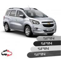 Friso Lateral Personalizado Chevrolet Spin
