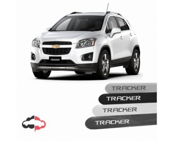 Friso Lateral Personalizado Chevrolet Tracker (Alfabetoauto) por alfabetoauto.com.br