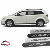 Friso Lateral Personalizado Dodge Journey
