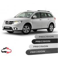 Friso Lateral Personalizado Fiat Freemont Precision