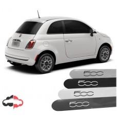 Friso Lateral Personalizado Fiat 500