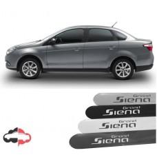 Friso Lateral Personalizado Fiat Grand Siena
