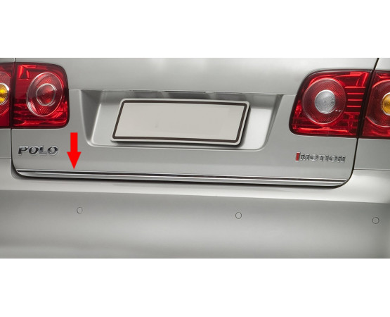 Friso Porta Malas Polo Sedan