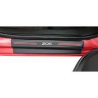 Soleira Premium Carbono 4P 208