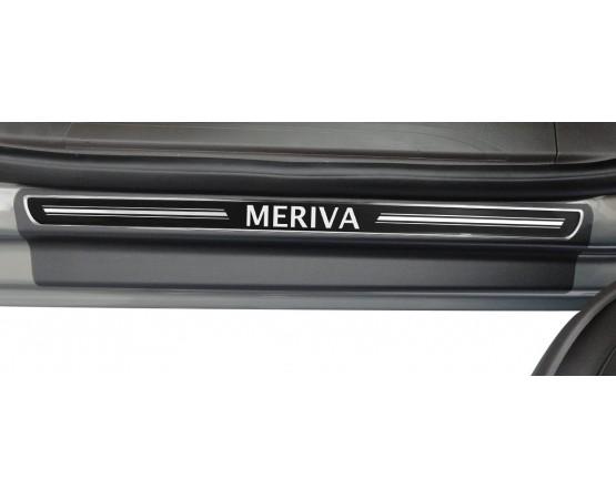 Soleira Premium Elegance2 4P Meriva (NP Adesivos e Resinagem) por alfabetoauto.com.br