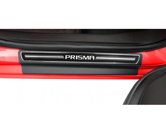 Soleira Premium Elegance2 4P Prisma 2013 (NP Adesivos e Resinagem) por alfabetoauto.com.br