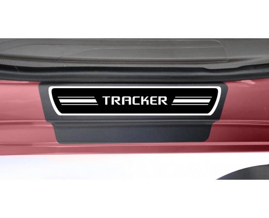 Soleira Premium Elegance2 4P Tracker (NP Adesivos e Resinagem) por alfabetoauto.com.br