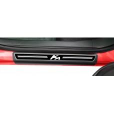 Soleira Premium Ford Elegance 4P Ka 2017