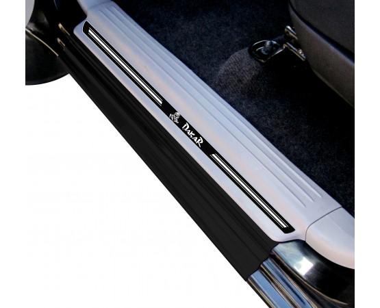 Soleira Premium Elegance2 4P Dakar (NP Adesivos e Resinagem) por alfabetoauto.com.br