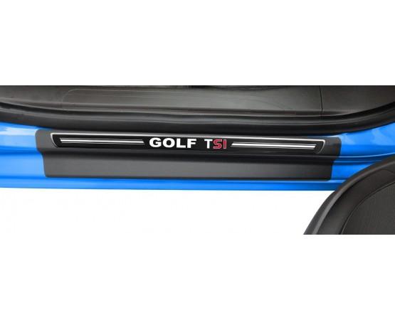 Soleira Premium Elegance2 4P Golf Tsi (NP Adesivos e Resinagem) por alfabetoauto.com.br