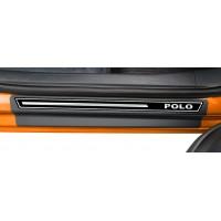 Soleira Premium Vw Elegance2 4P Polo 2018