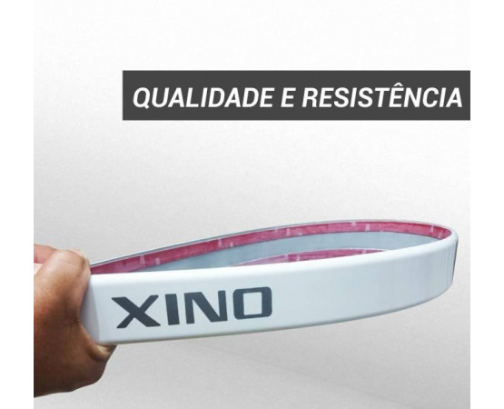 Friso Lateral Personalizado Fiat Novo Palio (Alfabetoauto) por alfabetoauto.com.br