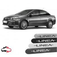 Friso Lateral Personalizado Fiat Linea