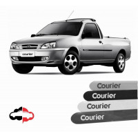 Friso Lateral Personalizado Ford Courier