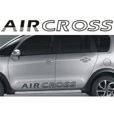Adesivo Faixa Decorativa Citroen Aircross até 2015