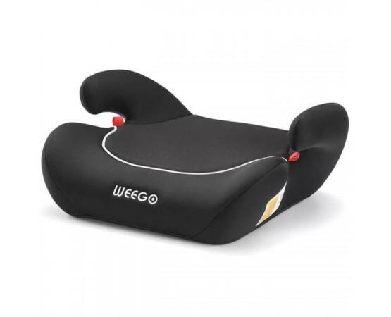 Assento Para Automóvel Turbooster - 22 até 36kg - Cinza Weego